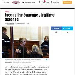 (8) Jacqueline Sauvage: légitime défense