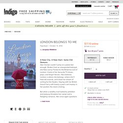 London Belongs to Me, Book by Jacquelyn Middleton (Paperback)