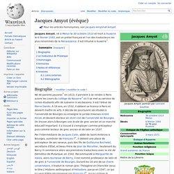 Jacques Amyot (évêque)