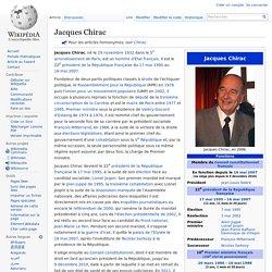 Jacques Chirac - Wikip?dia