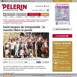 Saint-Jacques de Compostelle : la marche libère la parole