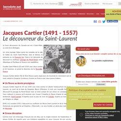 Jacques Cartier (1491 - 1557) - Le découvreur du Saint-Laurent - Herodote.net