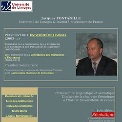 Jacques Fontanille