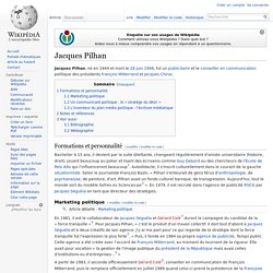 Jacques Pilhan