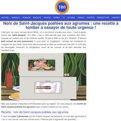 recette-noix-saint-jacques-poelees-agrumes