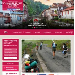 Office de Tourisme St Jean Pied de Port et Baïgorri