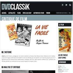 La Vie facile - Jacques Tourneur - 1949