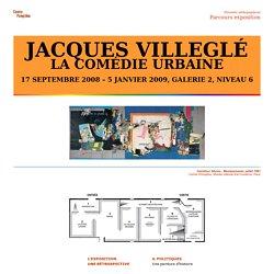 Jacques Villeglé - Centre Pompidou, Paris