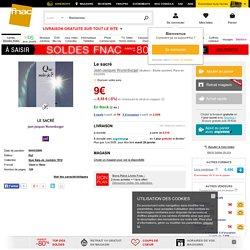 Le sacré - poche - Jean-Jacques Wunenburger - Livre ou ebook - Soldes 2015 Fnac.com