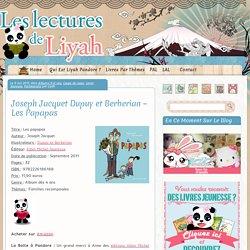 Joseph Jacquet Dupuy et Berberian – Les Papapas