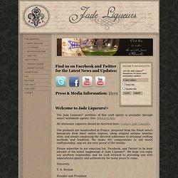 Jade Liqueurs Fine