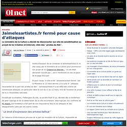 01net. - Jaimelesartistes.fr ferme boutique - Mozilla Firefox