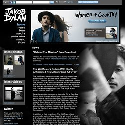 Jakob Dylan | The Official Jakob Dylan Site