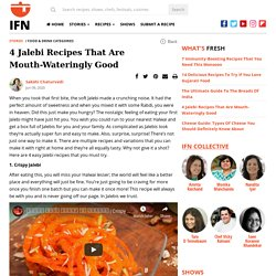 4 Jalebi Recipes that are Mouth-Wateringly Good : IFN