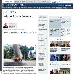 Jalisco, la otra derrota