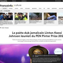 Le poète dub jamaïcain Linton Kwesi Johnson lauréat du PEN Pinter Prize 2020