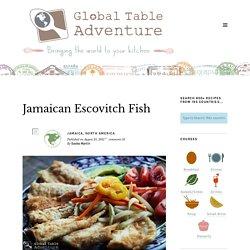 Escabèche de poisson à la jamaïcaine