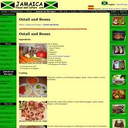 Jamaican Oxtail recipe - Jamaica Travel and Culture .com