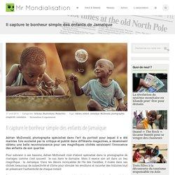 Il capture le bonheur simple des enfants de Jamaïque