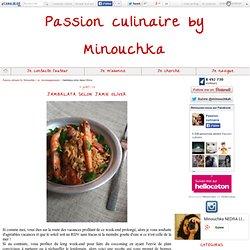 Jambalaya selon Jamie Oliver