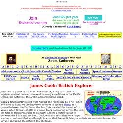 James Cook: British Explorer
