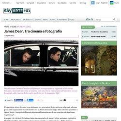 James Dean, tra cinema e fotografia