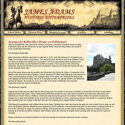 James Adams Historic Enterprises