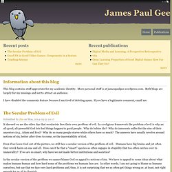 James Paul Gee