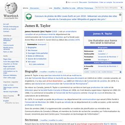 James R. Taylor