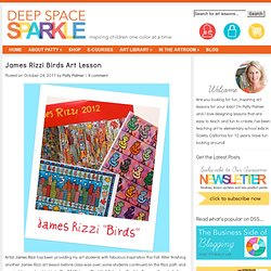 James Rizzi Art Lessons