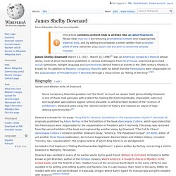 James Shelby Downard