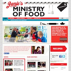 Jamie's Ministry of Food