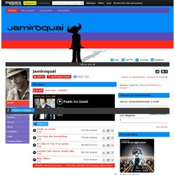 Jamiroquai sur MySpace Music - Ecoute gratuite de MP3, Photos et