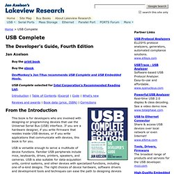 Jan Axelson's Lakeview Research