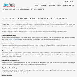 JanbaskDigitalDesign - Creative Website Designs To Attract Visitors