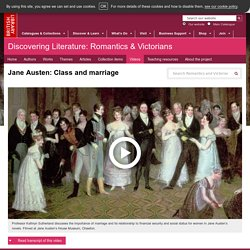 Jane Austen: Class and marriage