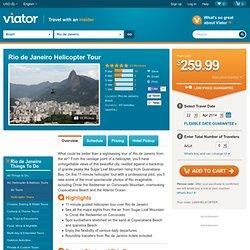 Rio de Janeiro Helicopter Tour - Rio de Janeiro