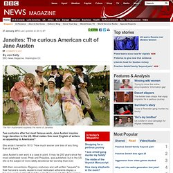 Janeites: The curious American cult of Jane Austen