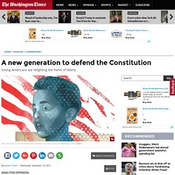 JANINE TURNER: Young Americans to defend the Constitution
