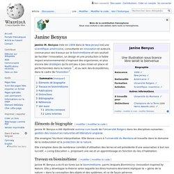 Janine Benyus