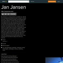 Jan Jansen (JanJansenEasyBranches