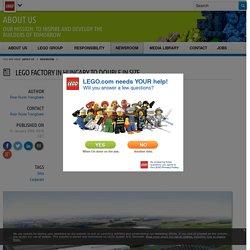 - January - 2016 - News Room - About Us LEGO.com