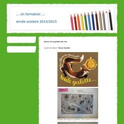 Janvier 2012 - Ma petite section - Ecole Maternelle 34, rue Olivier de Serres - 2013/2014