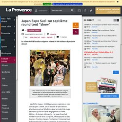 """Japan Expo Sud : un septième round tout """"show"""""""