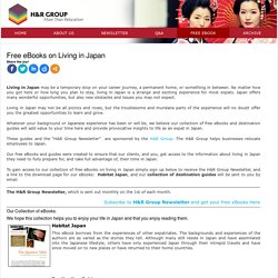 Japan Info Swap » Free eBooks on Living in Japan