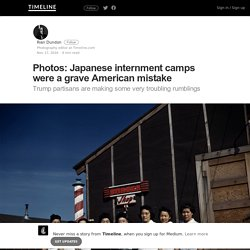 Photos: Japanese internment camps were a grave American mistake