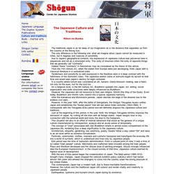 Shogun - Center for Japanese Studies - Japanese Language, Culture and Traditions