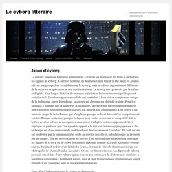 Le cyborg littéraire