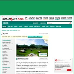Japon - Guide de voyage