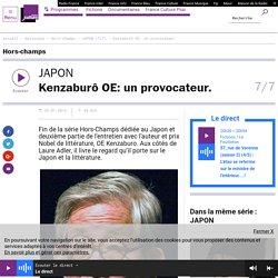 JAPON (7/7) : Kenzaburô OE: un provocateur.